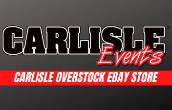 "Unique Show ""Extras"" on Carlisle Overstock Ebay Store"
